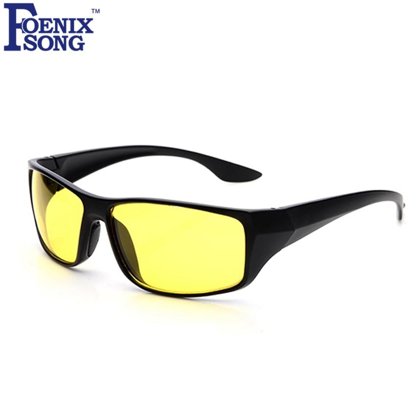 cb1d4d4cdd367 FOENIXSONG New Vintage Sunglasses Men Womens Oculos de sol Feminino Brand  Sun Glasses Black Frame UV400 Mirror Eyewear