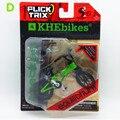 Nuevo Estilo M11 Flick Trix Diecast Níquel Dedo bicicleta Bmx Equilibrio Stents de Aleación Profesional Dedo de La Bicicleta de La Novedad Mini Juguetes
