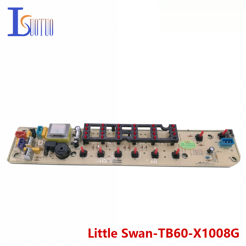 Little Swan washing machine brand new computer board TB60-X1008G 70-X1008G(H) TB65/55/50-X1008G  brand new washing machine timer dxt 15f g 3 5a 250v 180 degree