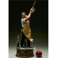Texas Chainsaw Massacre Amok Statue THE DEVIL Bust 1 2 Maniac Full Length Portrait Resin Action