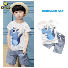 SONDR Hot selling childrens clothing summer children cartoon clothes child + cotton pants