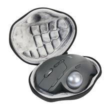Чехол для мыши, жесткая дорожная сумка для logitech MX Ergo Advanced wireless Trackball Gaming mouse