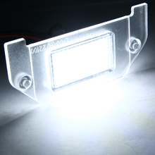 1pc Super White 18SMD LED License Plate Light Dedicated For Dodge Charger Challenger Dart Magnum 4805846AA 4805846AB