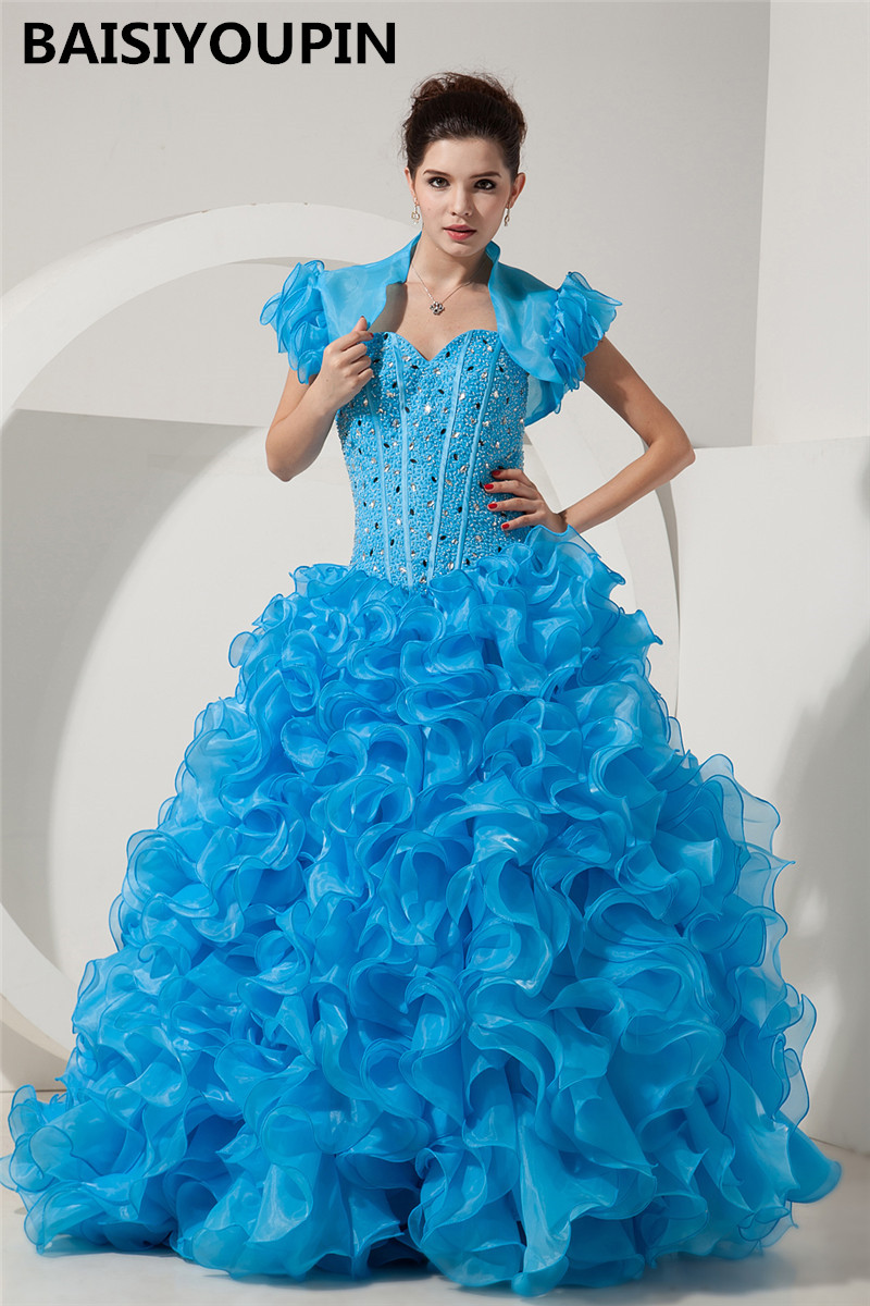 Online Get Cheap Ball Gowns Quinceanera Dresses -Aliexpress.com ...
