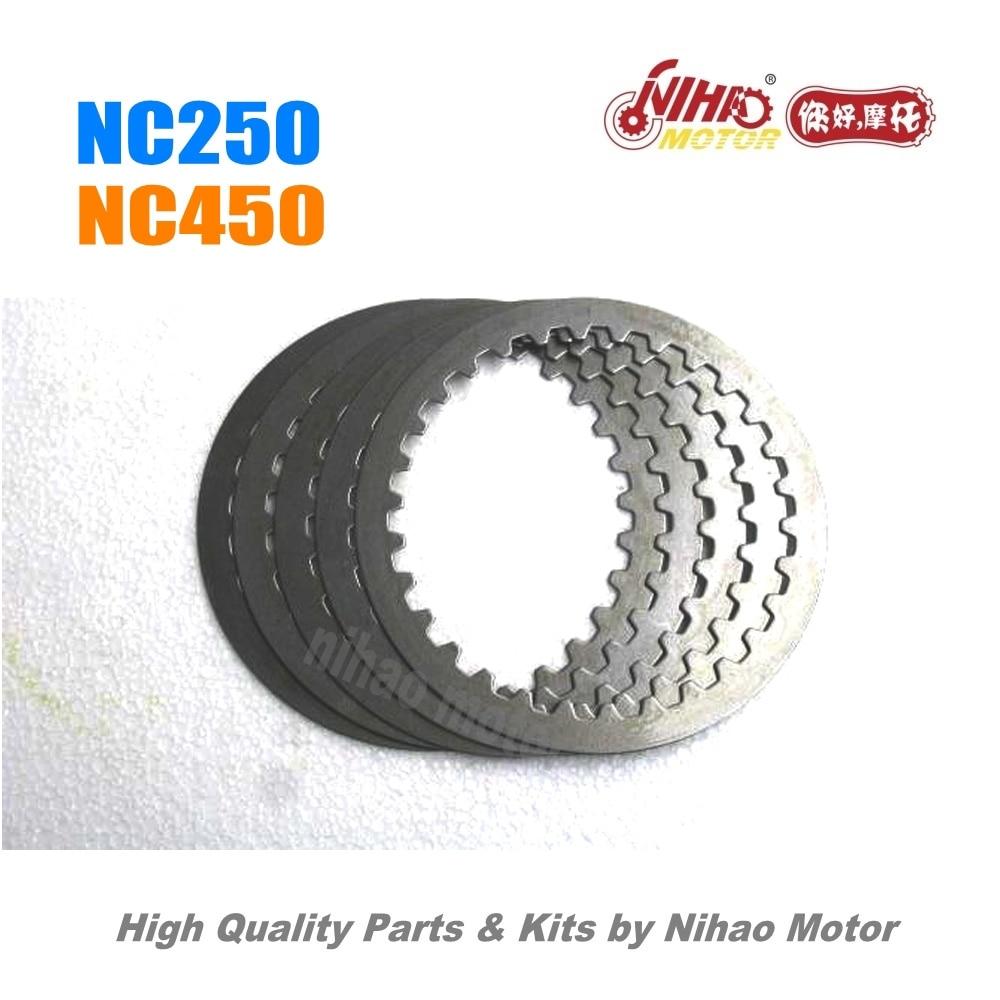 59 NC250 запчасти диск сцепления сталь ZONGSHEN двигатель NC RX3 zs177мм (Nihao двигатель) KAYO Motoland BSE Megelli Asiawing Xmoto