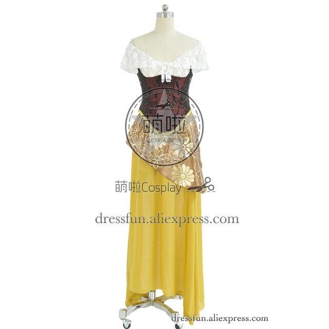 Christine Daae Dressing Gown: The Phantom Of The Opera Cosplay Christine Daae Costume