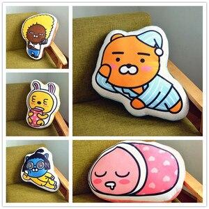 kakao friends pillow baby ryan