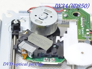 Image 2 - Freies verschiffen SF HD850 EP HD850 Optische Pickup mit DV34 mechanismus SFHD850/HD850 für DVD player laser kopf