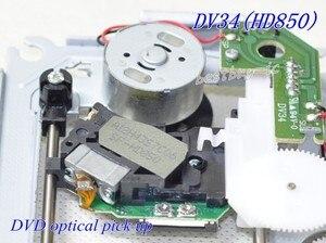 Image 2 - משלוח חינם SF HD850 EP HD850 אופטי איסוף עם DV34 מנגנון SFHD850/HD850 עבור DVD נגן לייזר ראש