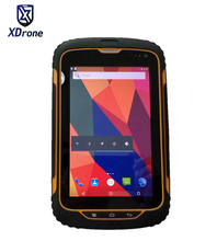 China Kcosit WD520 IP68 Waterproof Tablet PC Phone Rugged Android Shockproof Dustproof 7 Inch 1280x800 3GB RAM 2D Scanner GPS