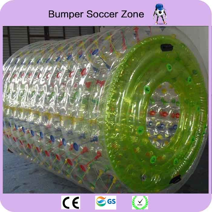 Free Shipping PVC Colorful Inflatable Water Walking Ball Water Paly Equipment Water Roller Ball Aqua Rolling Ball inflatable water spoon outdoor game water ball summer water spray beach ball lawn playing ball children s toy ball