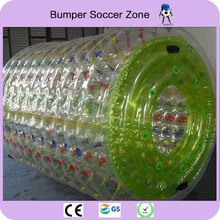 Бесплатная доставка ПВХ красочные раздувной Гуляя воды Палий оборудования шарика aqua качения шариковые