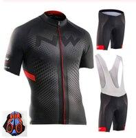 Northwave Nw Sommer Radfahren Jersey Set Atmungs MTB Fahrrad Radfahren Kleidung Mountainbike Tragen Kleidung Maillot Ropa Ciclismo