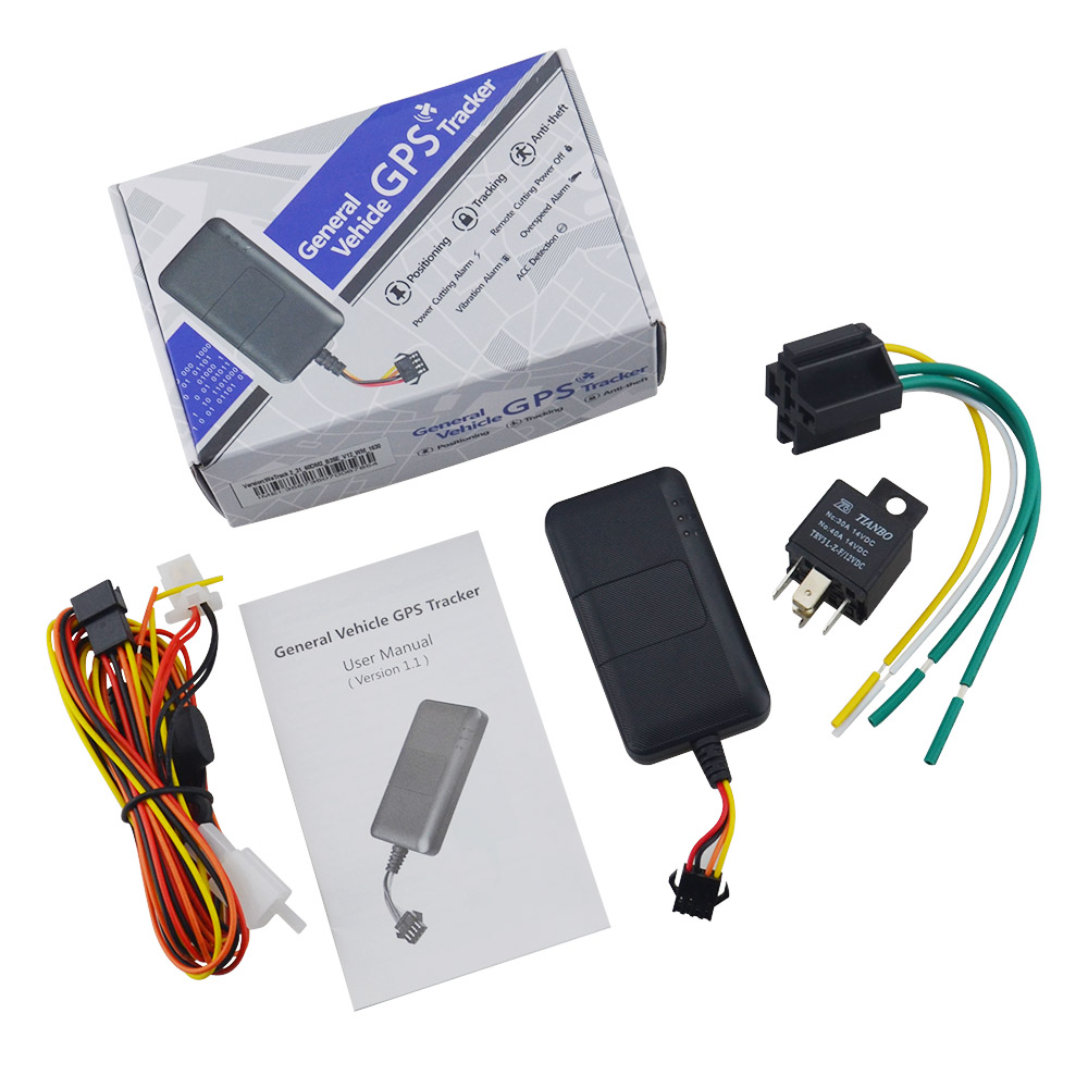 concox GPS Tracker WeTrack2 GPS Vehicle Tracking ET200 Remote Tele cut Off GPS GSM GPRS LED