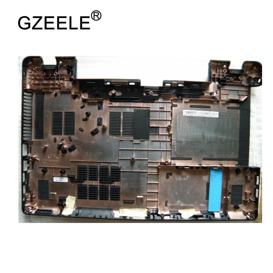 GZEELE new Bottom Case Base Cover Replacement For Acer for Aspire E5-511 E5-521 E5-571 E5-571G V3-572 shell D cover lower case