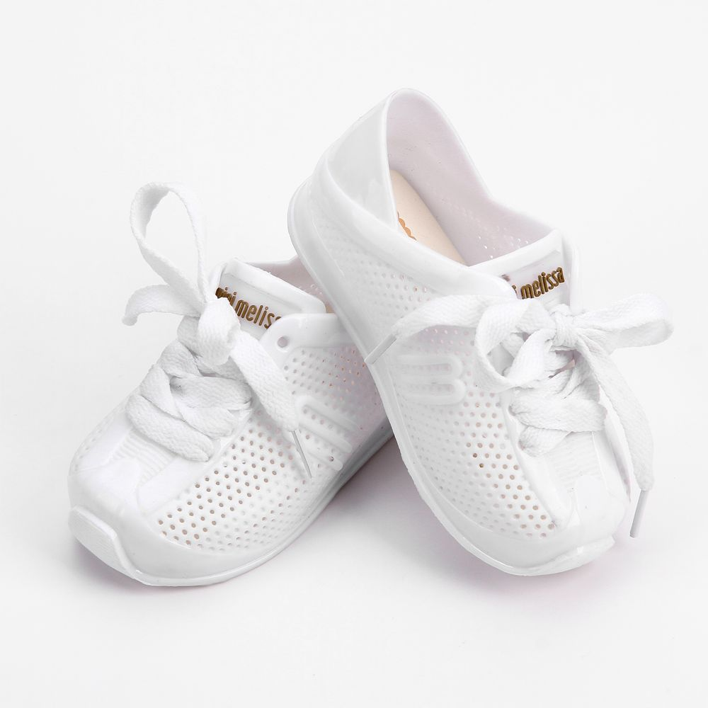 Zapatos de color dorado Melissa Sports 2017 Nueva primavera plana - Zapatos de niños