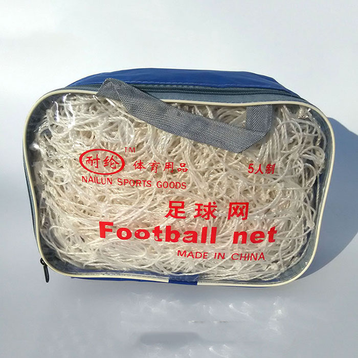 Free shipping 12x6FT Full Size Football Net for Teenager Soccer Goal Sports Training Practise