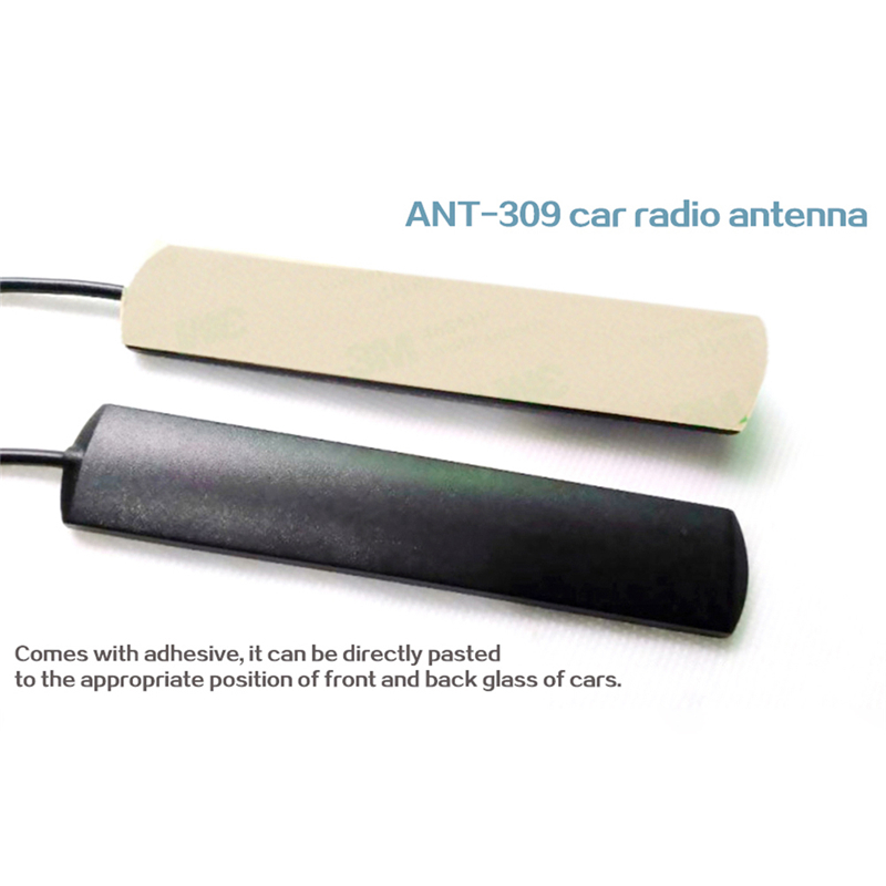 For Universal Auto Car 12V Radio FM Antenna Signal Amp Amplifier Marine Car Vehicle Boat RV Signal Enhance Device in Aerials from Automobiles Motorcycles