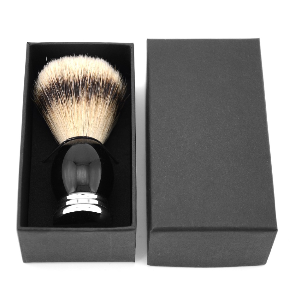 ZY Men Shaving Beard Brush 100% Silvertip Badger Hair Barber Men Face Cleaning Soap Brush 2017 summer newest hot sexy women narrow band high boots cut outs gladiator over the knee booty club boots women shoes