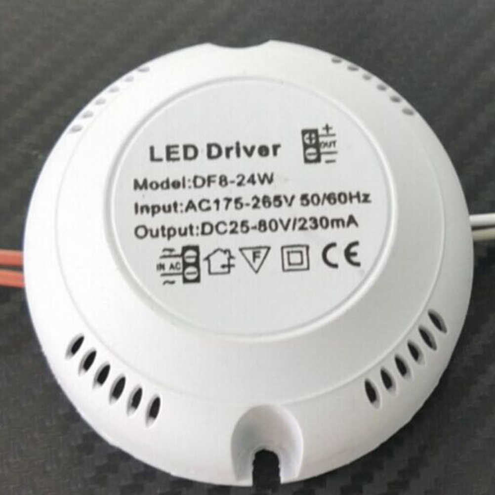 LED Light Driver Power Supply Transformer 8-24W / 24-36W  LED Lamp Driver