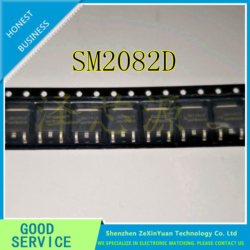 10PCS/LOT SM2082D SM2082 TO-252 LINEAR CONSTANT CURRENT DRIVE 20pcs lot aod4185 d4185 to 252