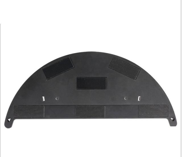1pcs Mop board +1pcs mop cloth for ilife V5S v5s pro V5 ILIFE V3s V3S PRO V50 robot vacuum cleaner parts mop cloth frame board