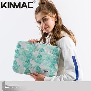 "Image 5 - 2020 New Brand Kinmac Handbag Sleeve Case Laptop Bag 14"",15"",15.4"",Bag For MacBook Air Pro,Wholesale Free Shipping KS021"