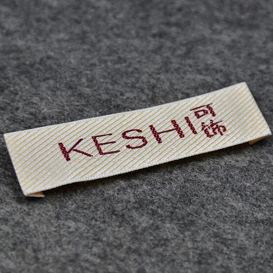 Free shipping custom clothing tags customized garment logo for Custom t shirts with custom tags