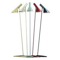 high quality Decorative Light Design AJ Floor Lamp Standard Light E27 LED Energy Saving Metal Floor Light for Living Room
