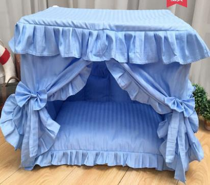 Washable Home Shaped Bed