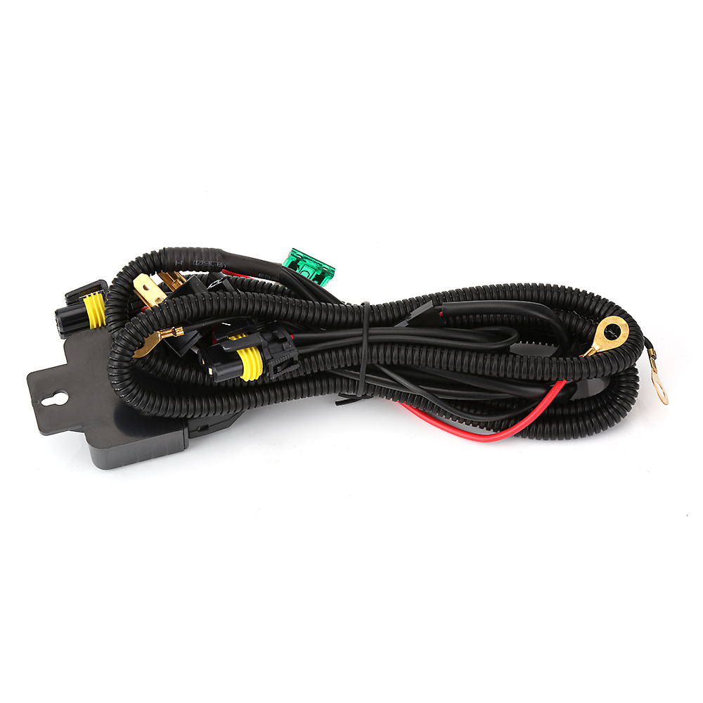 Car Light Accessories HID Hi Lo Bi-Xenon Relay Harness Wiring Controller for HID Car headlight H4 9003 9007 H7 H1 H13 9008 ручка шариковая parker urban metro metallic ct 0 7 мм синяя корпус хром