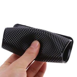 Image 3 - 1PC אוטומטי רכב supplie אנטי סליפ לוח מחוונים Sticky Pad Mat שחור PVC מחזיק דביק שטיח עבור GPS טלפונים סלולרי רכב פנים
