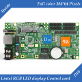 HD-D10 asynchronous 4*HUB75 data interface lintel RGB full color led display control card