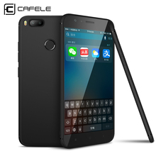 Фотография Cafele Matte TPU Phone Case for Xiaomi MiA1 / Xiaomi mi 5x mi5x Ultra-thin 0.6mm Anti-fingerprint TPU Cover for Xiaomi mi5x