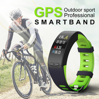 Altitude Outdoor Sport Smart Bracelet Android IOS with Heart Rate Fitness Speed Activity Monitor Cycling GPS Watch Female Male