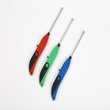 LIRUIKA барбекю Кухня батарея импульсный воспламенитель Зажигалка алюминиевый сплав высокое качество безопасные разноцветные зажигалки