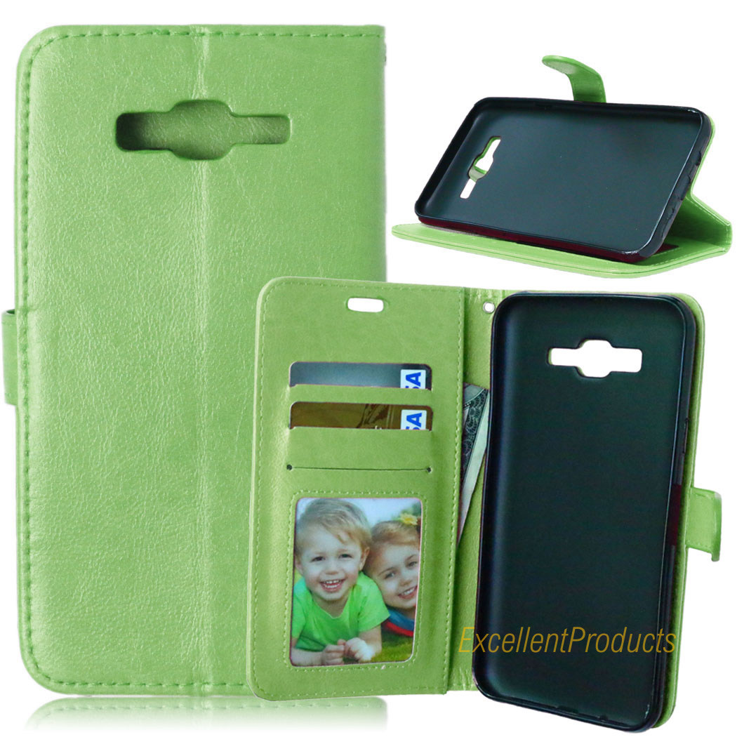 For Samsung J7 2015 Case Flip Leather Vintage Retro Wallet With Card Slot Fundas Phone Case For Samsung J7 2015