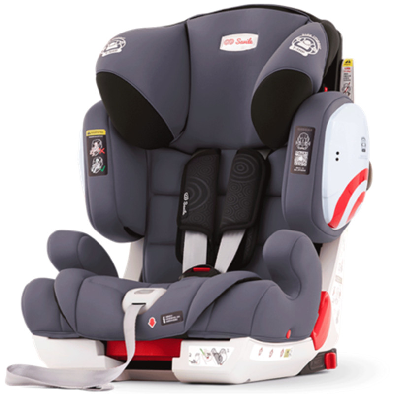 Car child safety seat Savile Owl 9-12 years old,group 1/2/3, Superhard isofix hard interface ...