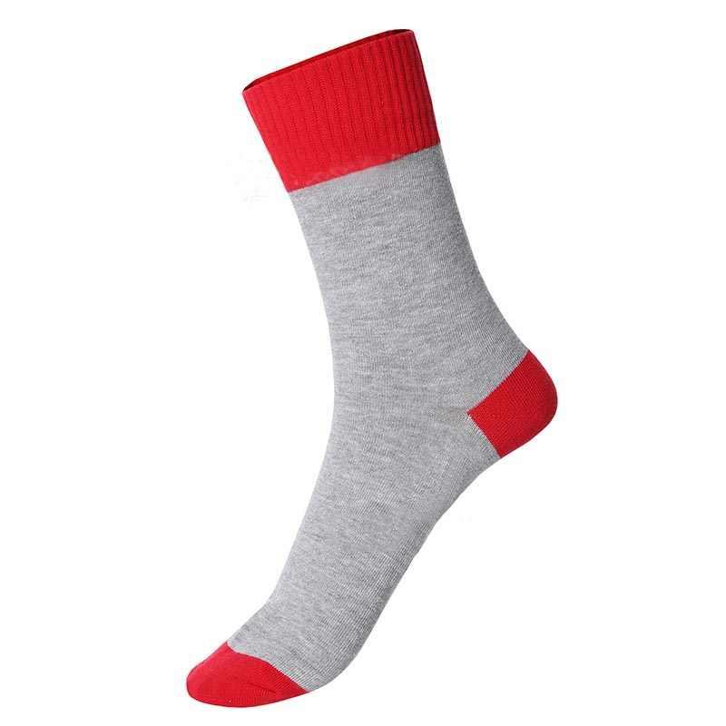 Лидер продаж, 7 цветов, женские и мужские носки с буквами, свободный размер, хлопковые, с юмором, с принтом слов, повседневные, унисекс, забавные носки, зимние