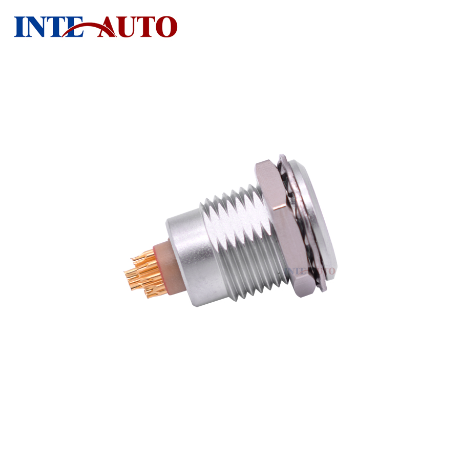 replacement EGG 3B brass circular self locking push pull female receptacle connector replacement EGG 3B brass circular self locking push pull female receptacle connector