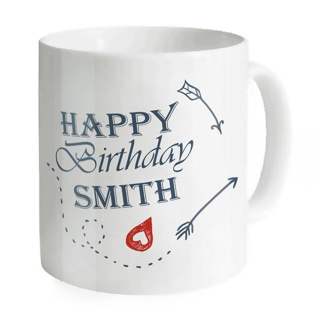 anniversaire tasse de café