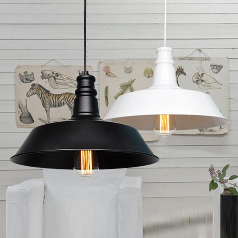 Home Office Lighting Fixtures: Edison Pendant Light Bulb Home Lamp Single Hanging