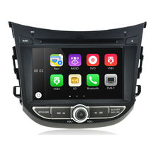 For 8″ Quad core android 5.1 Hyundai HB20 Car DVD player GPS Tape Radio Bluetooth 3G SD RDS DDR 3 1GB MP4 MP5 16G flash