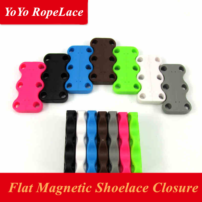 2017 New Design 2 Pcs Attractive Magnetic Shoe Buckles Magnetic Closure No-Tie Shoelace Buckles for Casual Sneaker Shoelaces автоинструменты new design autocom cdp 2014 2 3in1 led ds150