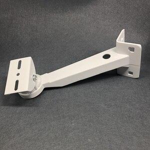 Image 3 - Cctv Beugel Camera Cilindrische Pole Hoepel Beugel Haakse Buitenste Muur Hoek Beugel Montage Ondersteuning Stands Houder Aluminium