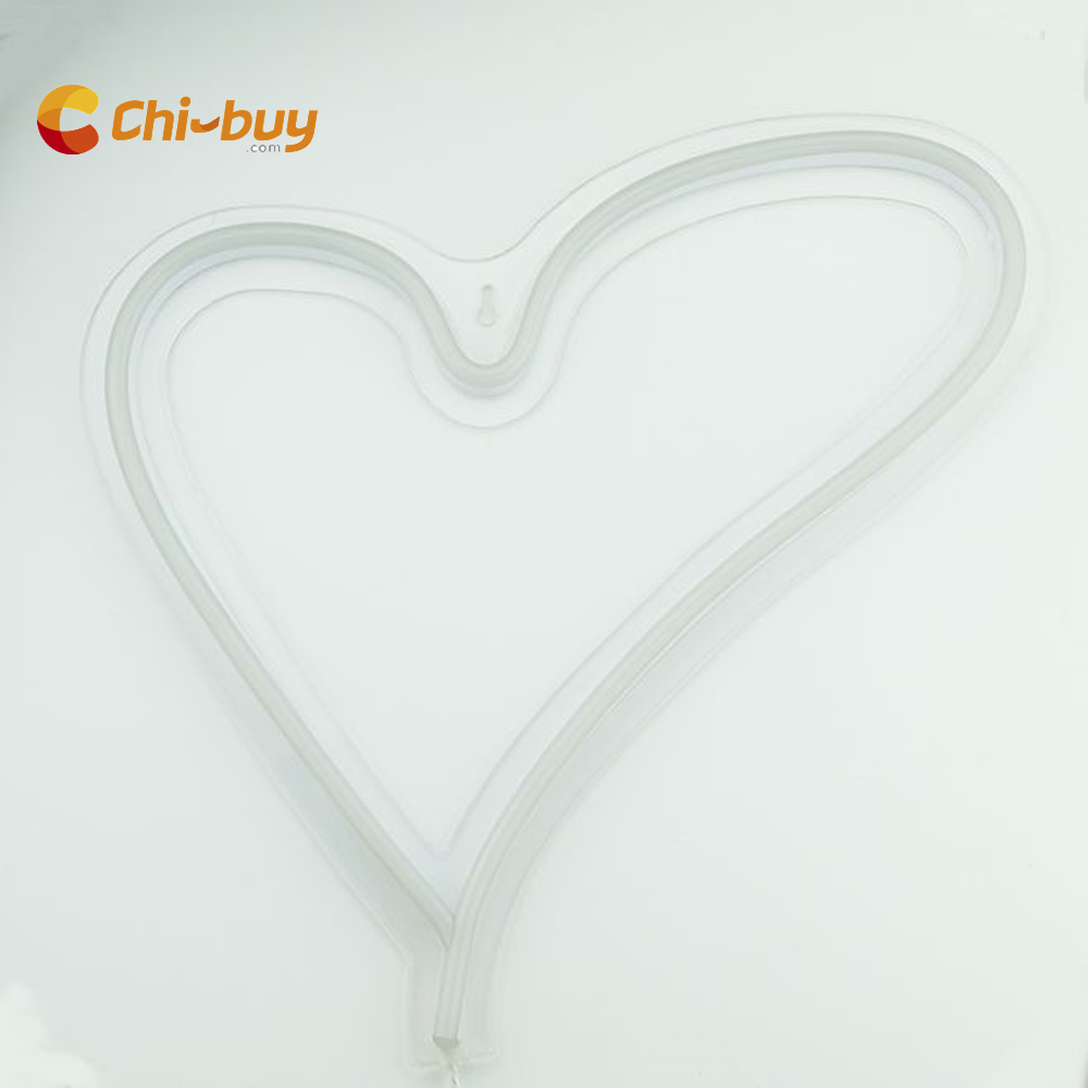 Chi-Buy Love Heart LED Neon light Κρεμαστά - Διακόσμηση σπιτιού
