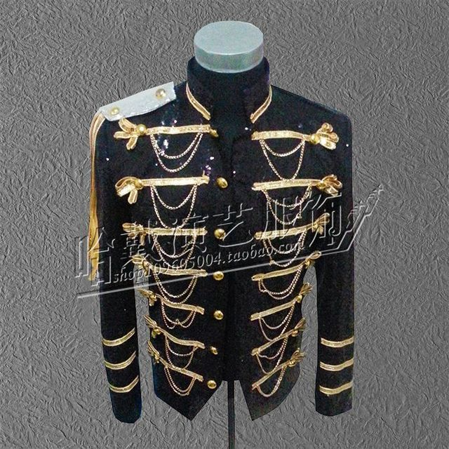 S-5XL!!!   2018   Exo paillette male ds costume bridegroom clothes  Big yards men's clothing   The singer's clothing