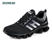 New Men's Running Shoes Sport Run Athletic Trainers Man Zapatos Hombre Sports Shoes Outdoor Breathable Walking Sneakers