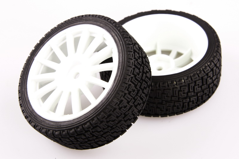 LCRacing EMB 1/14 EP Rally L6004 RALLY TIRE SET/ WRC rally tires/ mini/micro rally tires set lc racing anti roll bar emb 1 emb sc emb wrc emb mt emb dt ep 1 14 rc car l6134