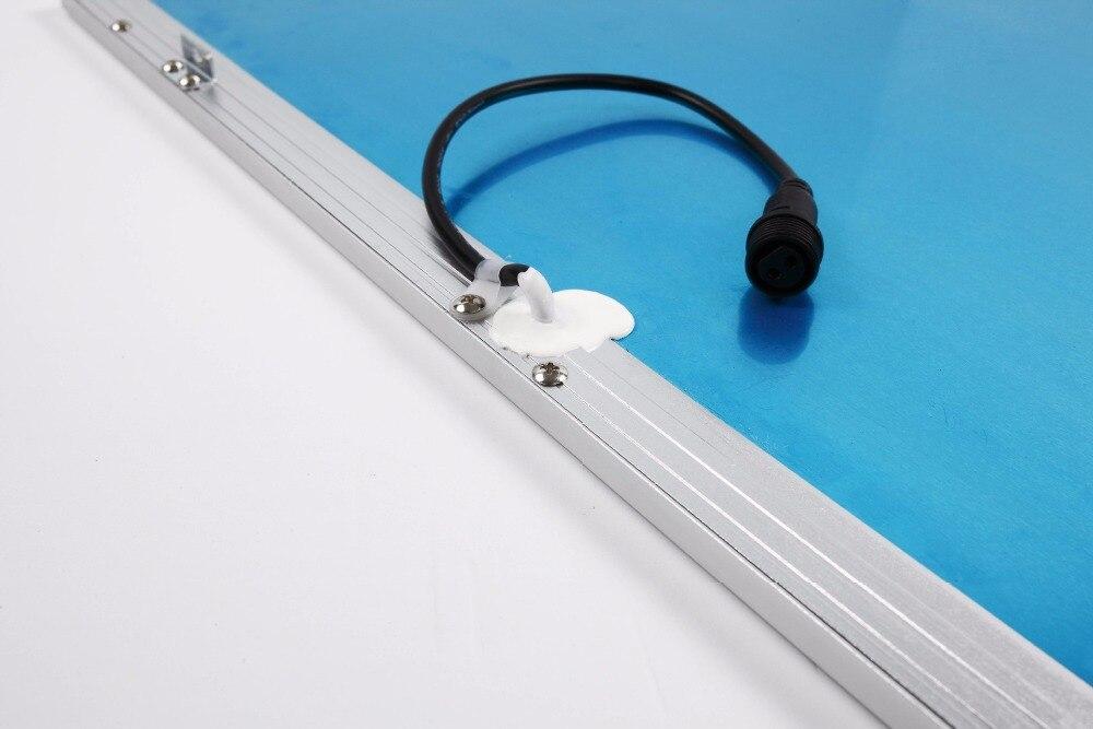 300x300mm 300x600mm 300x1200 milímetros 600x600 teto luz do painel de led